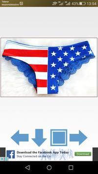 Girls Underwear & Panty poster