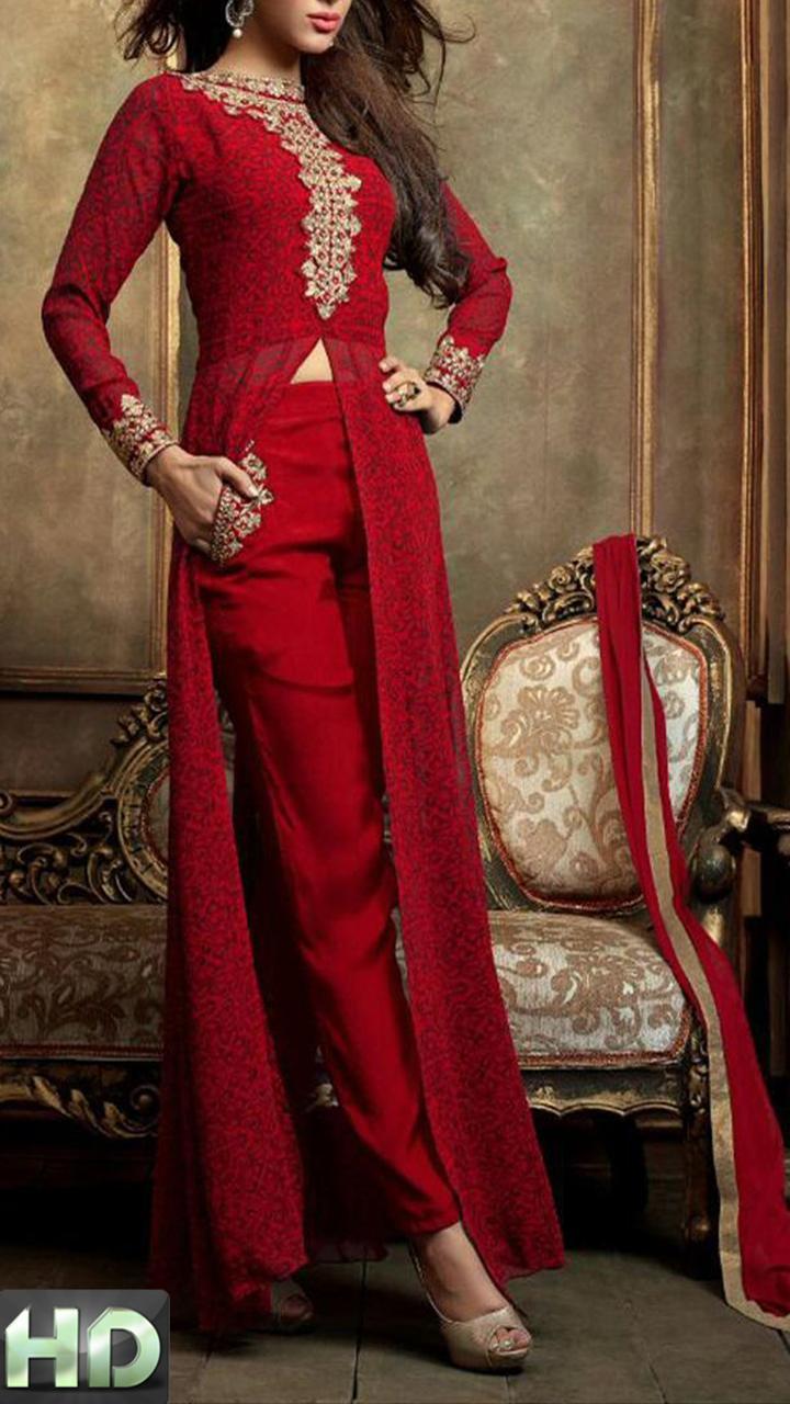 Salwar Suit Design poster