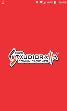 Audiorama poster