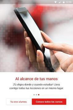 Clarocursos apk screenshot