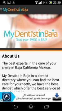 My Dentist in Baja apk screenshot