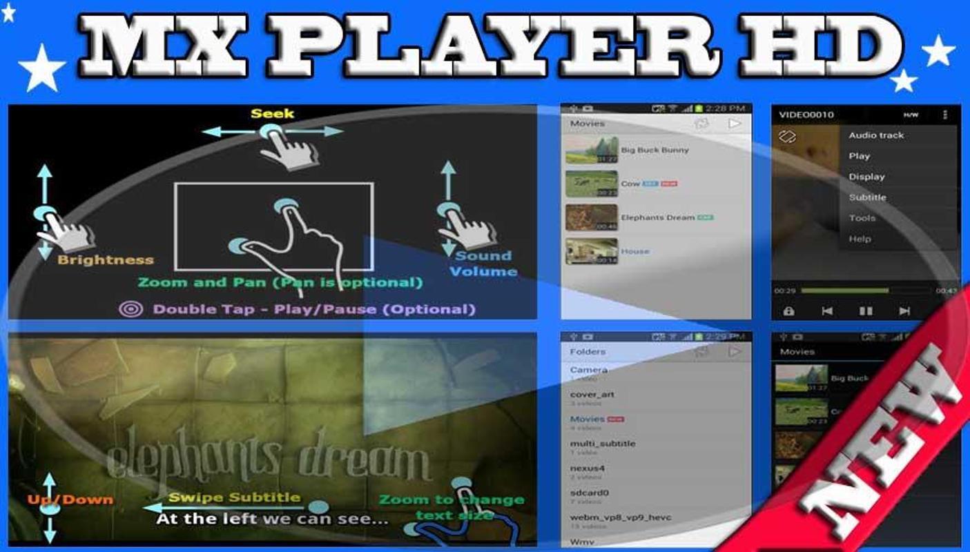 mx player pro apk camera