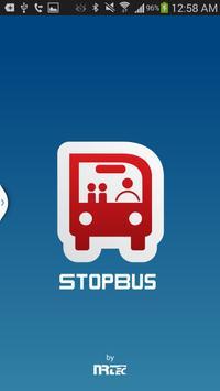 StopBus Celaya poster