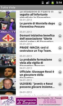 Tutto Viola screenshot 2