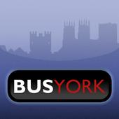 Bus York icon