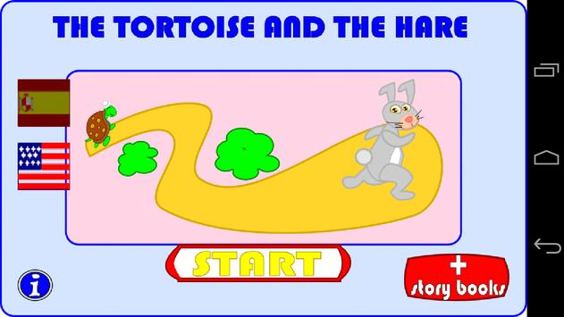 The Hare and The Tortoise poster