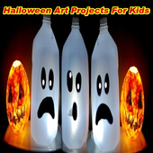 Halloween Art Projects For Kids icon