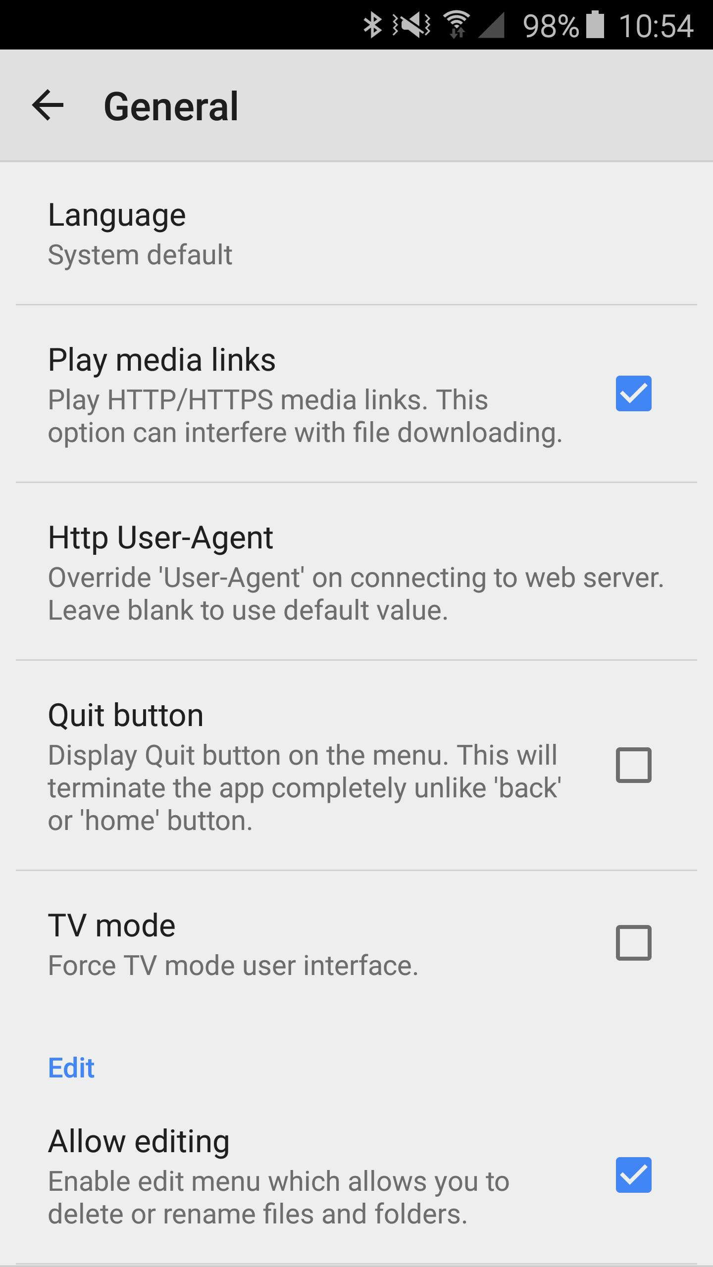 Tv Player App