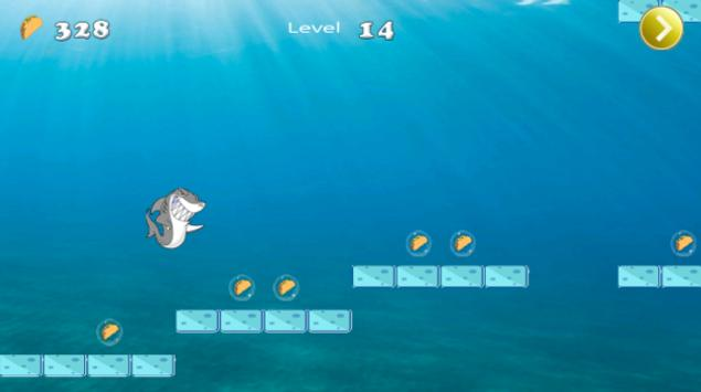 Super Sharko Adventure apk screenshot