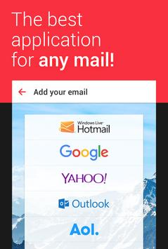 myMail – Email for Hotmail, Gmail and Outlook Mail poster