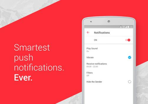 myMail – Email for Hotmail, Gmail and Outlook Mail apk screenshot