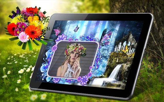 Nature Love Photo Editor poster