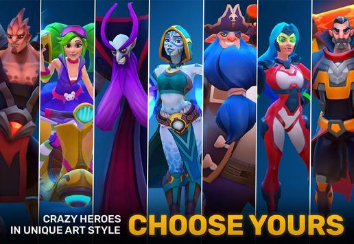 Planet of Heroes screenshot 2