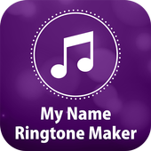 My Name Ringtone Maker With Flash Alerts icon