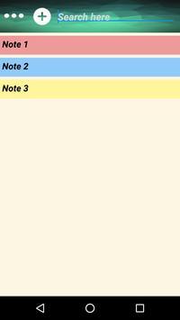 Note It - Notepad apk screenshot