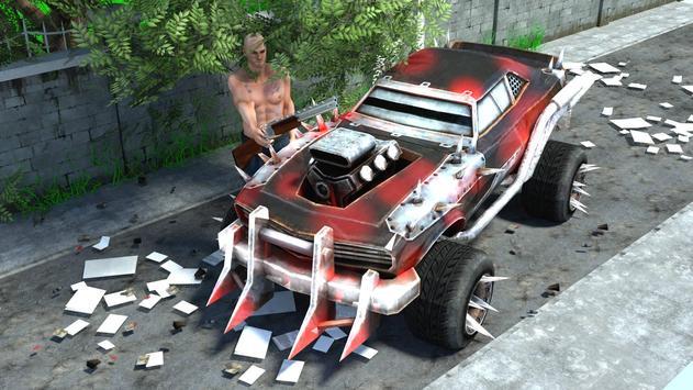 Zombie Death Race screenshot 1
