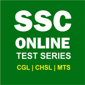 SSC Online Test Series icon