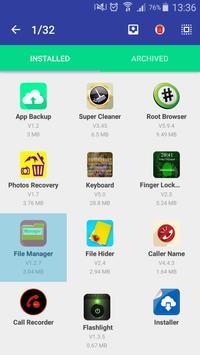 Easy Apps Backup apk screenshot