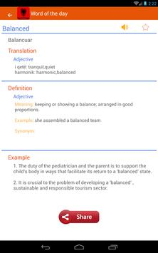 Catalan Dictionary apk screenshot