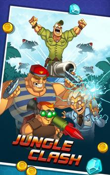 Jungle Clash الملصق