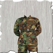 Army Photo Suit icon