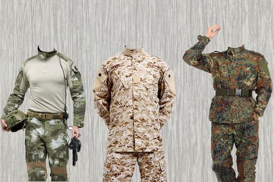 Army Photo Suit apk screenshot