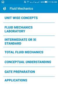 Fluid Mechanics poster