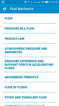 Fluid Mechanics screenshot 4