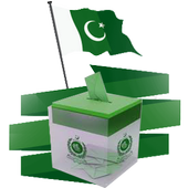Pakistan General Election 2018 [Results & Data] icon