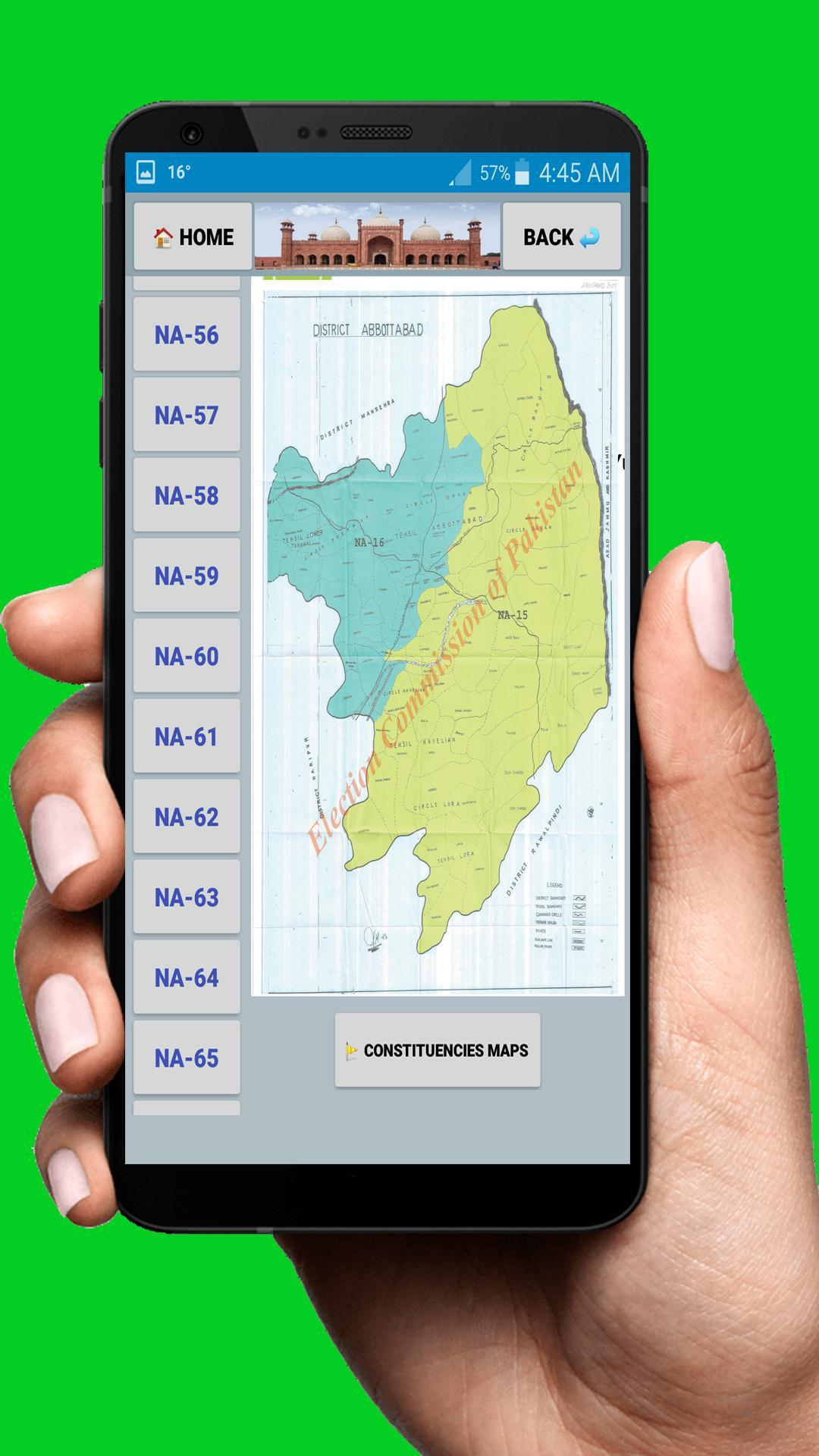 Pakistan General Election 2018 [Results & Data] for Android - APK