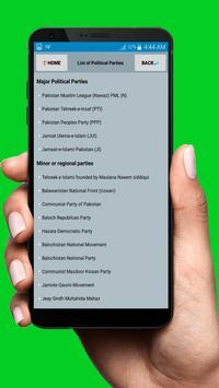 Pakistan General Election 2018 [Results & Data] screenshot 5