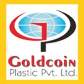 Goldcoin Plastic icon