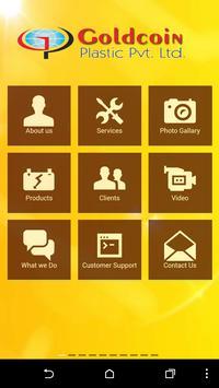 Goldcoin Plastic apk screenshot