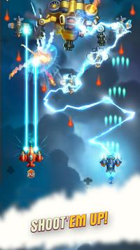 HAWK – Sky Wars. War Planes in an Epic Battle! poster