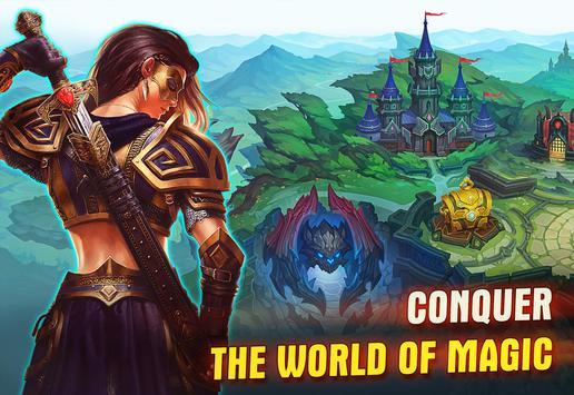 Juggernaut Wars: Jogo de Aventuras RPG apk imagem de tela