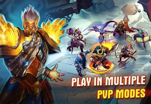 Schermata apk Juggernaut Wars – Avventura gioco di ruolo RPG