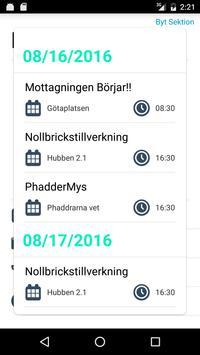 NollKompassen-Mottagningsappen screenshot 2