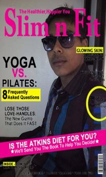Magazine Photo Frame apk screenshot