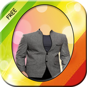 Man Blazer Photo Suit icon