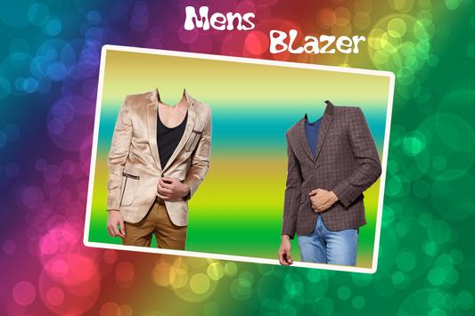 Man Blazer Photo Suit apk screenshot