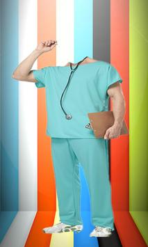 Doctor Photo Suit poster