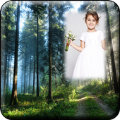 Forest Photo Frame icon