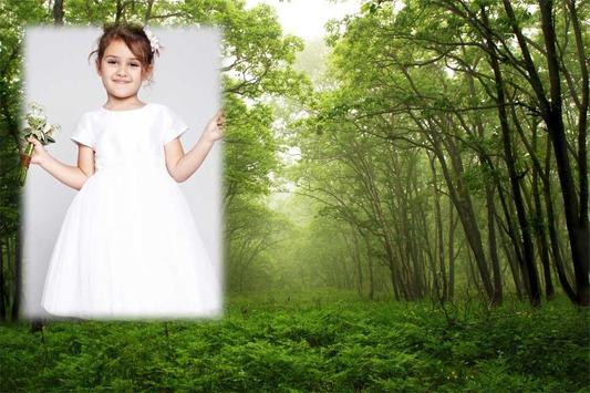 Forest Photo Frame apk screenshot