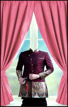 Shervani Photo Suit poster