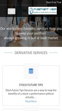 InvestmentVisor apk screenshot