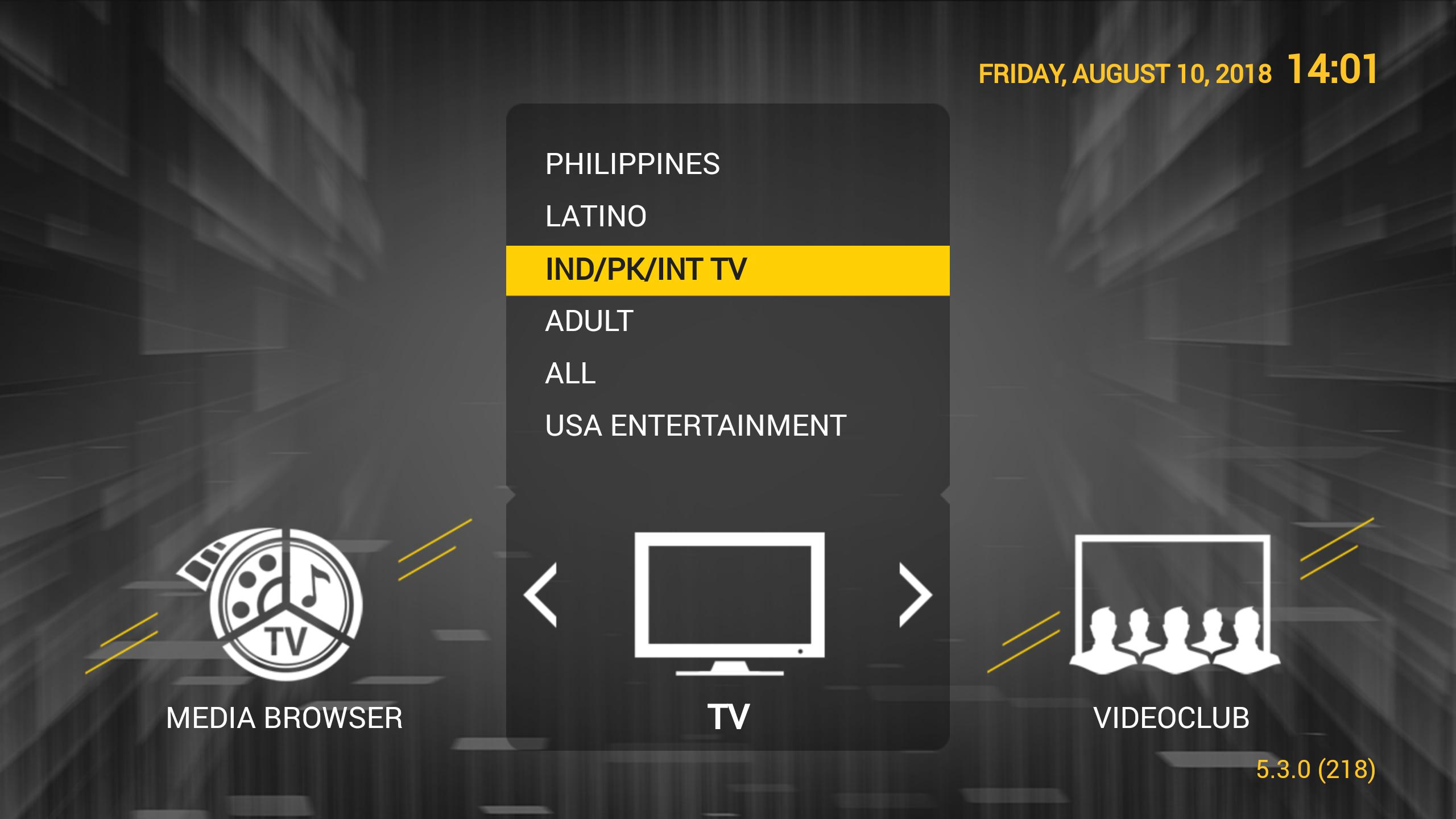 The Best IPTV STB for Android - APK Download