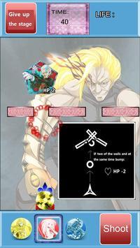 Madball Shooter-Free apk screenshot