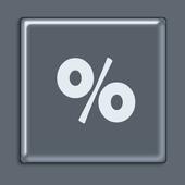 schnell % rechnen icon