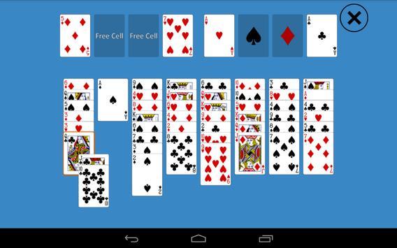Solitaire Baker's Game apk screenshot