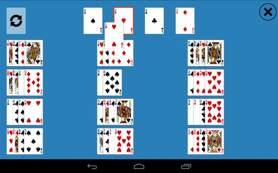 Classic Cruel Solitaire apk screenshot